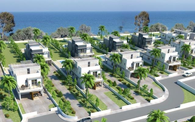 12 Villas for sale in Pervolia