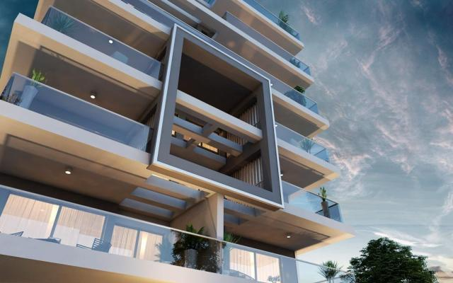 New flats in Larnaca for sale
