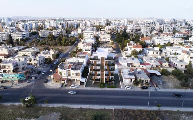 View of apt for sale in Larnaca