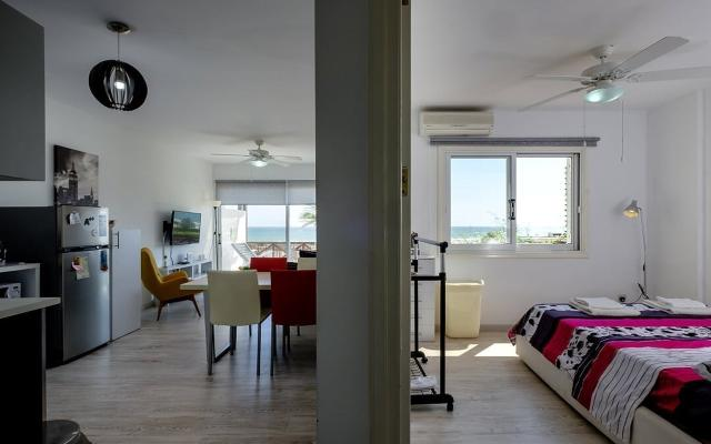 internal view of apartment