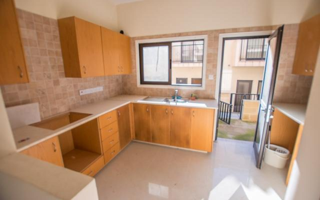Kitchen in 3 bed townhouse