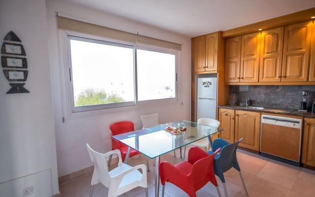 kitchen in apartment for sale in Pernera