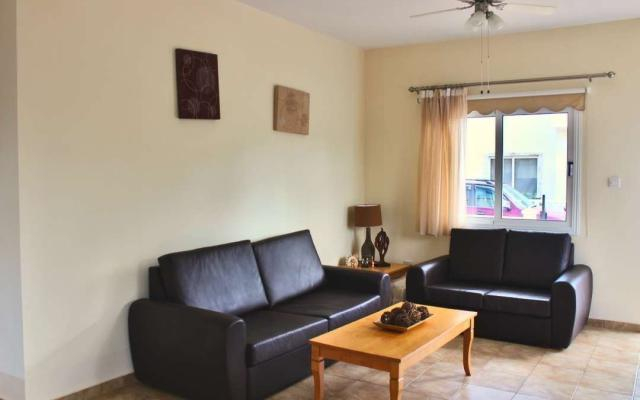 Sitting area in 3 bed villa for sale in Ayia Triada