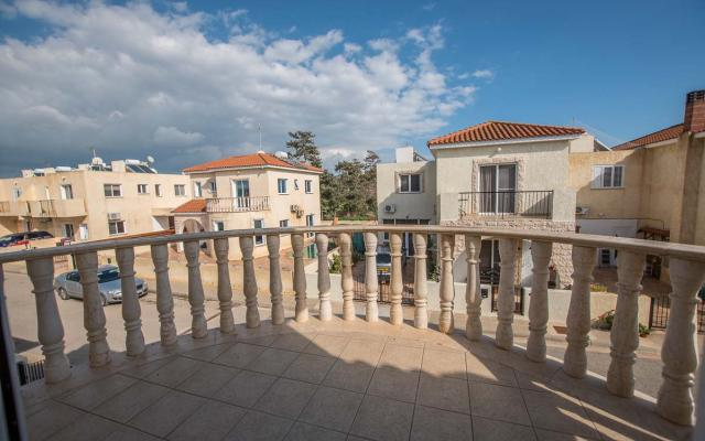 Balcony in Xylofagou property for sale