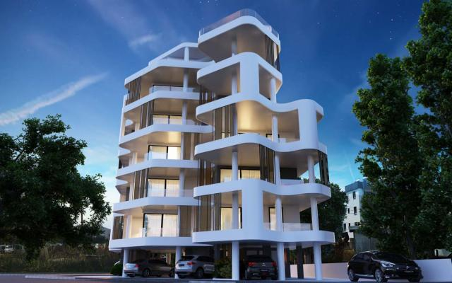 Luxury flats to buy in Larnaca