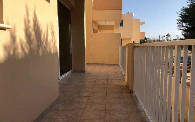 Balcony in Derynia property for sale