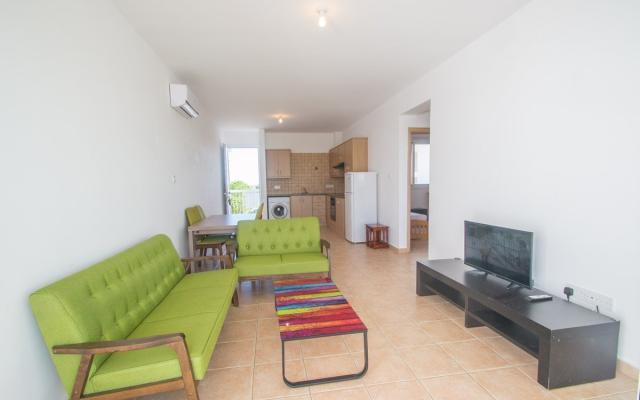 Living Area in apartment for sale
