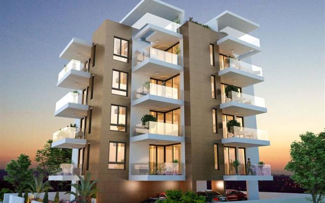 Nice block of apartments for sale in Larnaca
