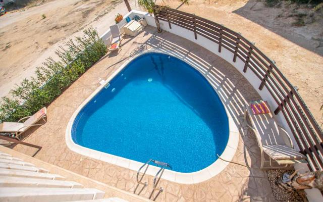 Property with swimming pool