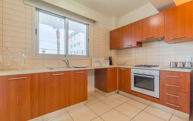 Kitchen in Larnaca property for sale