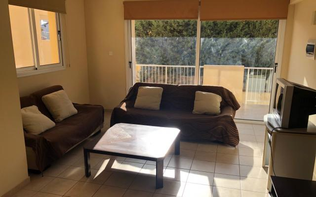 Sitting Area in apartment for sale