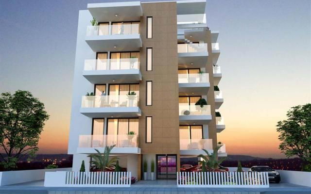 New 1 Bed Apartment in Larnaca for sale