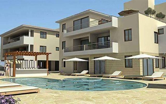 complex with apartments for sale