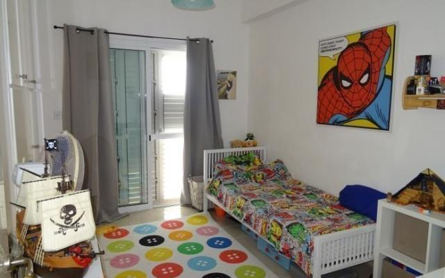 Bedroom in Paphos property for sale