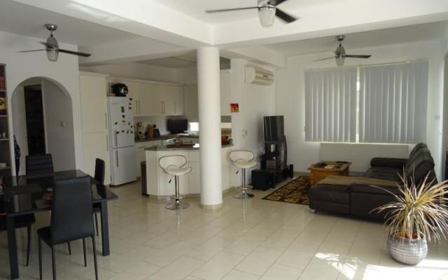 Large living area in Pegia house for sale