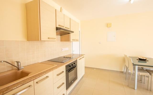 Kitchen in Paralimni property