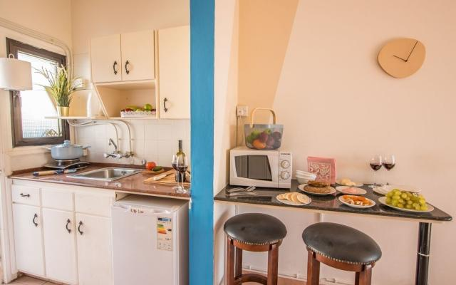 Kitchen in Ayia Napa property