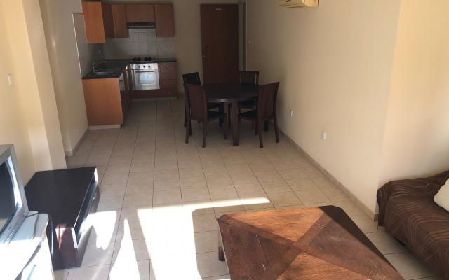 Living Area in Derynia apartment for sale