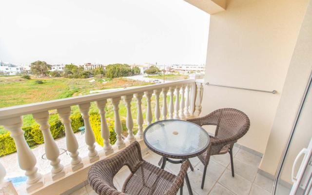 Balcony in apartment for sale in Paralimni