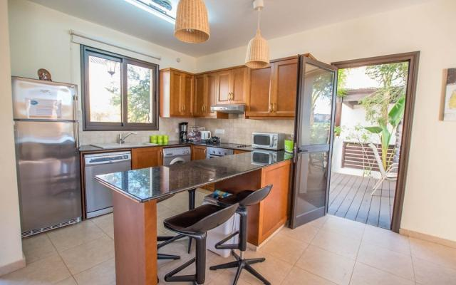 Kitchen in 3 bedroom villa for sale