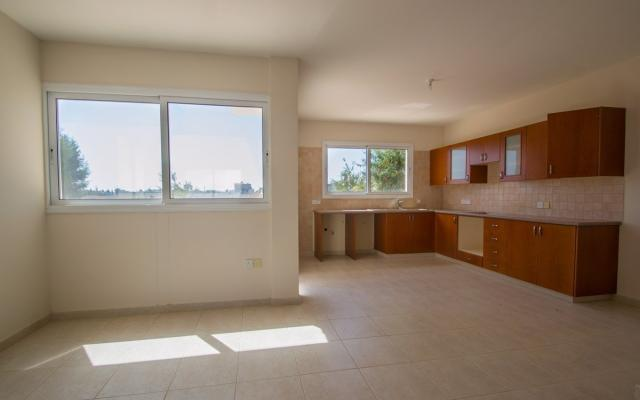 Dining area in the villa for sale in Paralimni