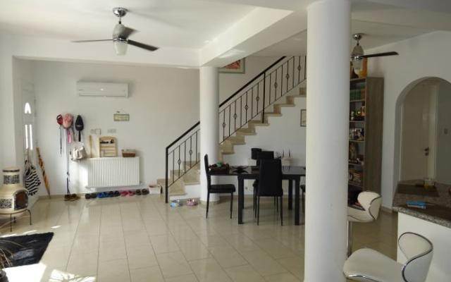 Living Area in Paphos house for sale