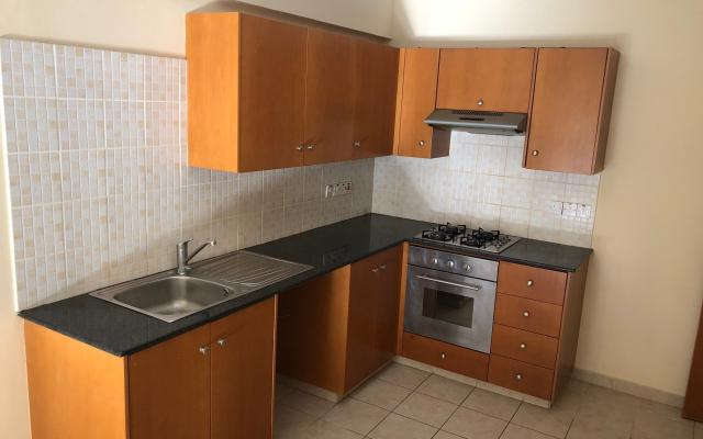 Kitchen in apartment for sale in Derynia