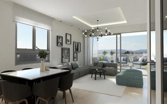 Nice living Area in 2 bedroom apartment for sale