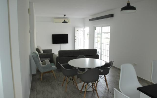 Dining Area in Paralimni apartment