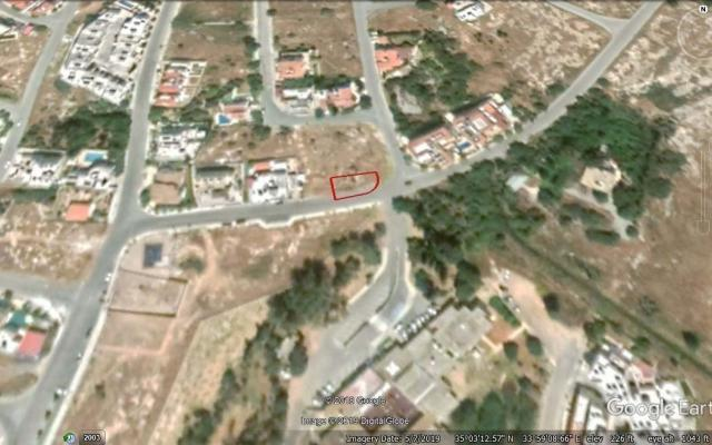 Plot for Sale in Paralimni