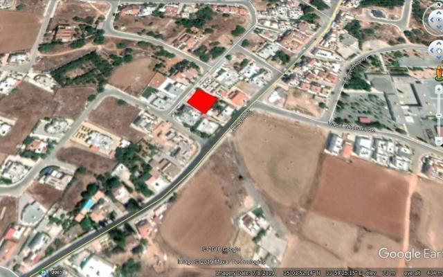 Residential Plot in Paralimni for sale