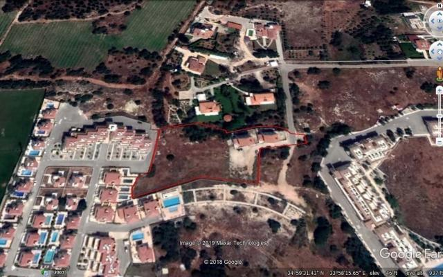 Land and Houses in Ayia Napa