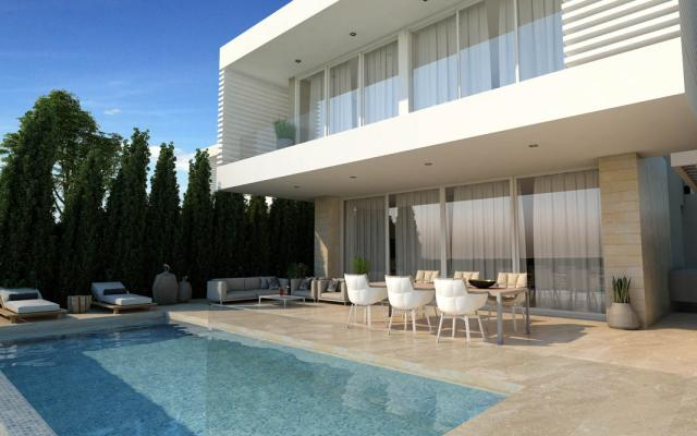New modern Villa in Cape Greco