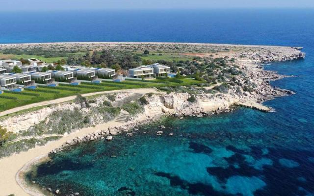 New Luxury Villa in Cape Greco